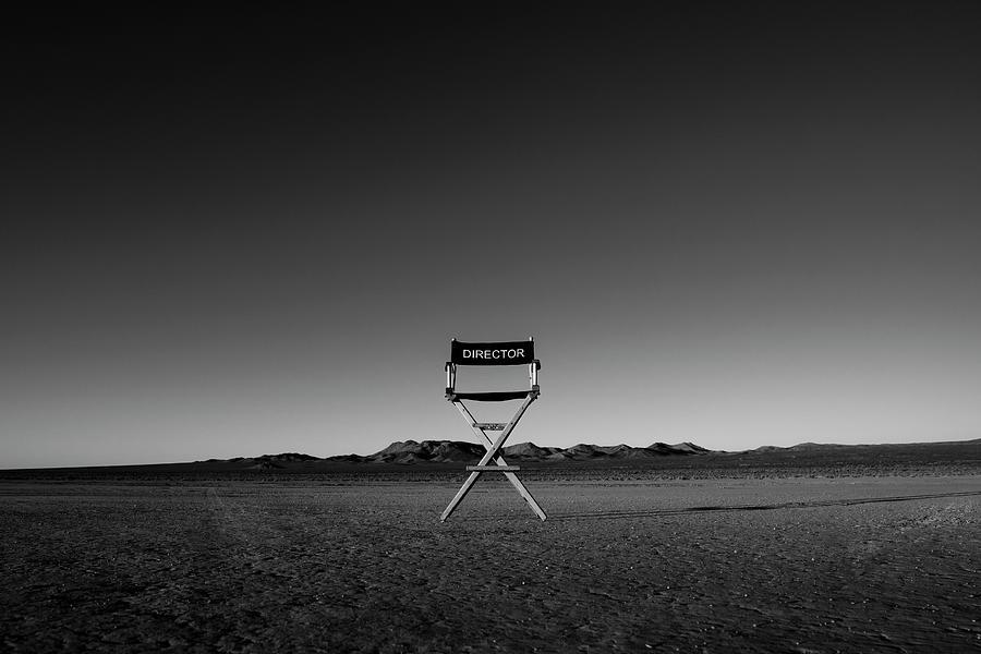 Directors Cut Photograph by Brendan North