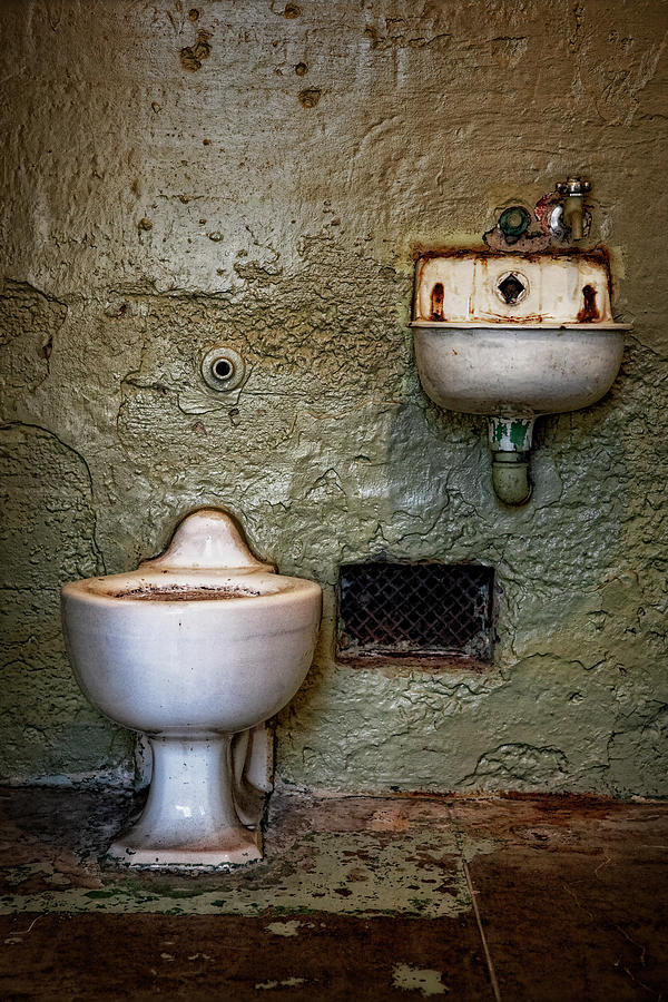Dirty Toilet Photograph