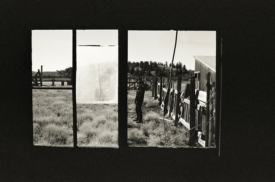 Dirty Window by Carl Young