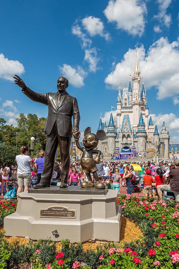 Disney Photograph by Michael Orso