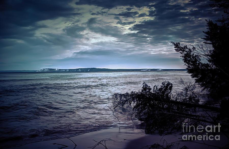 distant dunes by AnnMarie Parson-McNamara