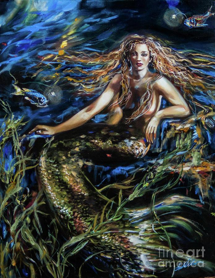 Dive Deep by Linda Olsen