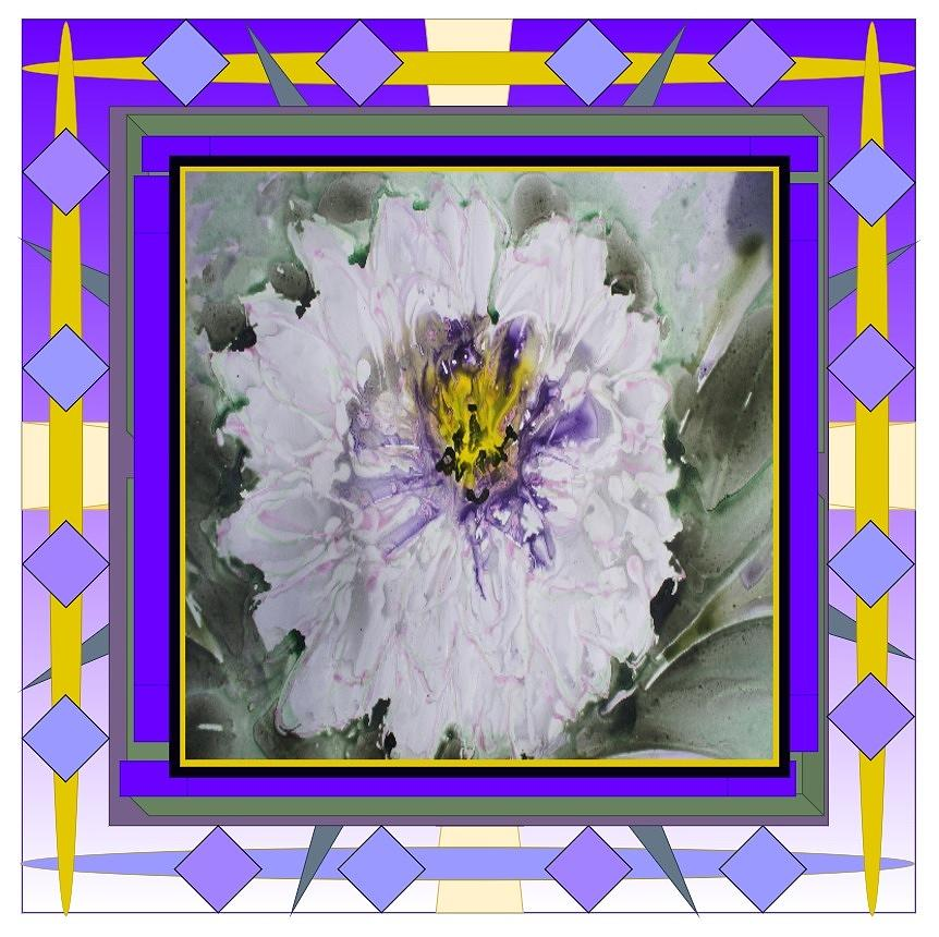 Divine Blooms-22392 Tapestry - Textile