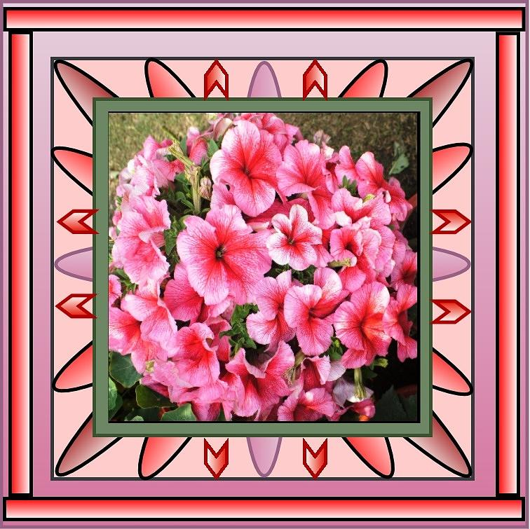 Divine Blooms-22399 Tapestry - Textile
