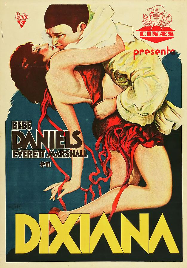 dixiana, 1930-b Mixed Media