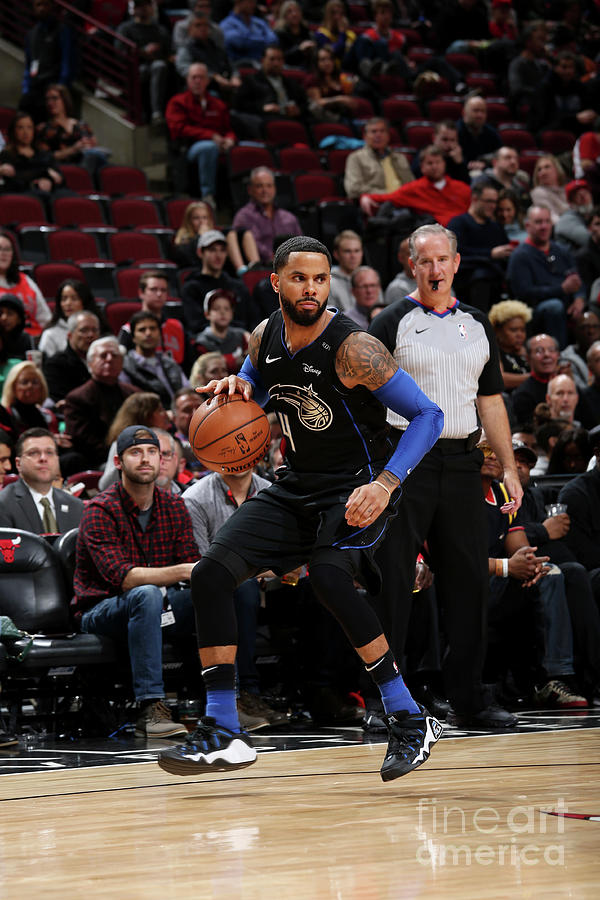 D.j. Augustin Photograph by Gary Dineen