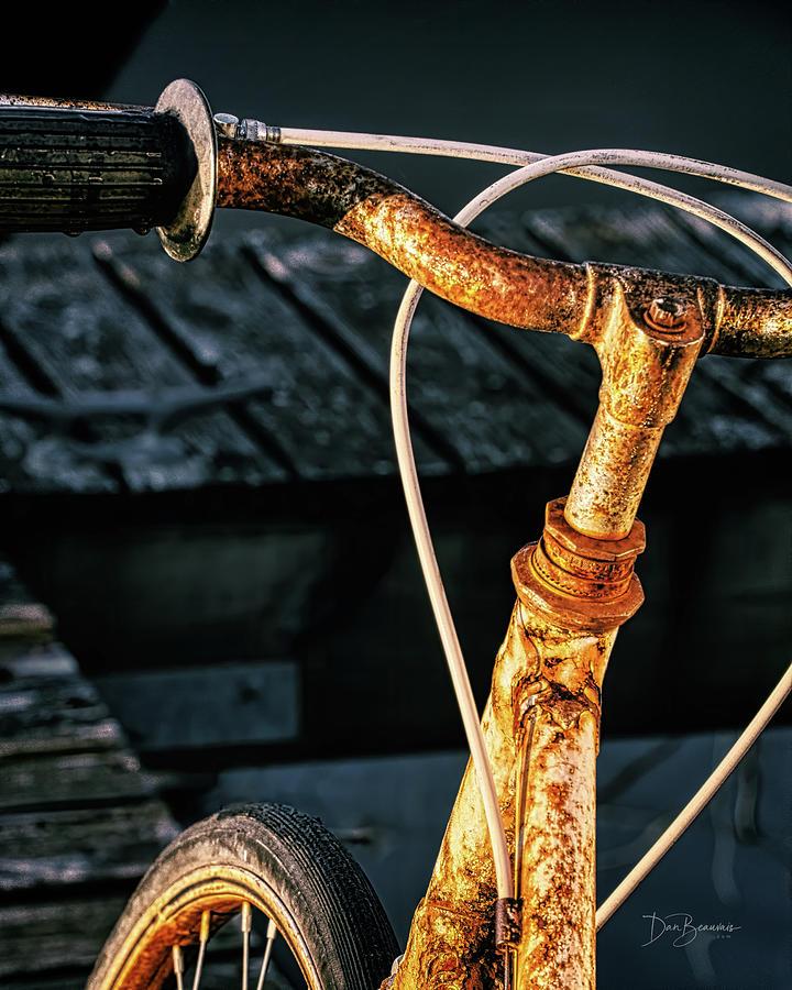 Dock Bike 9788 Photograph