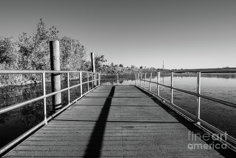 Dock by the Bay by Len Tauro