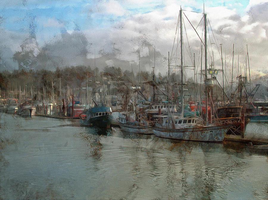 Dock Five by Thom Zehrfeld