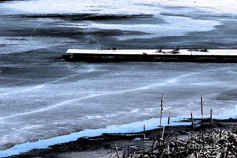 Dodgy Ice Photograph