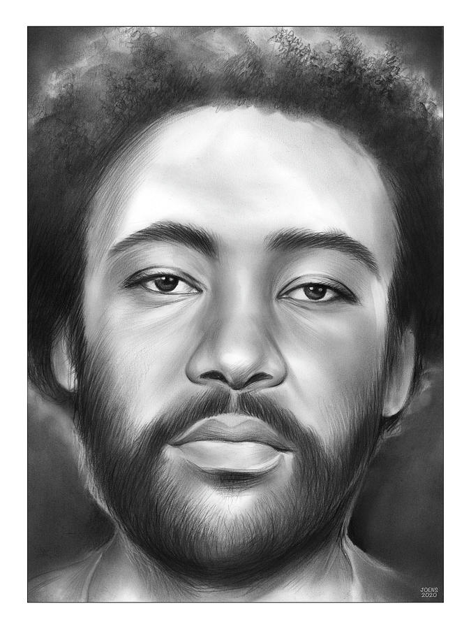Donald Glover - Pencil Drawing