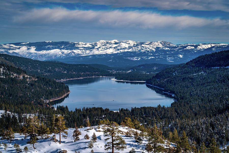 Donner Lake Full Photograph