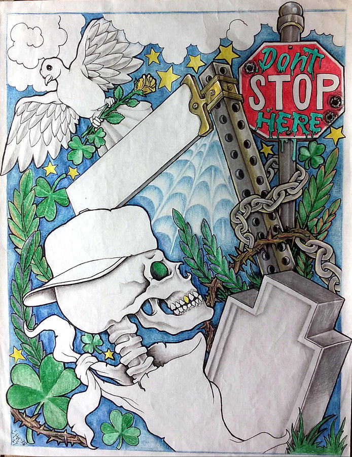 Don't Stop Here by Arnold Citizen aka Musafir