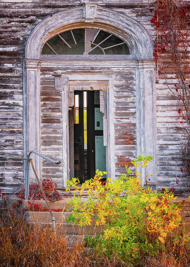 Doorway To The Past Photograph