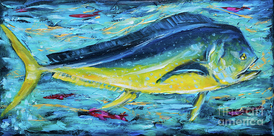 Dorado Right by Linda Olsen