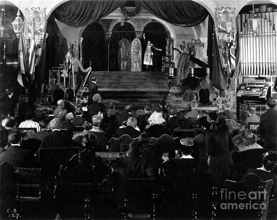 Mission Inn Photograph - Dorothy Gish - Boots - 1919 by Sad Hill - Bizarre Los Angeles Archive