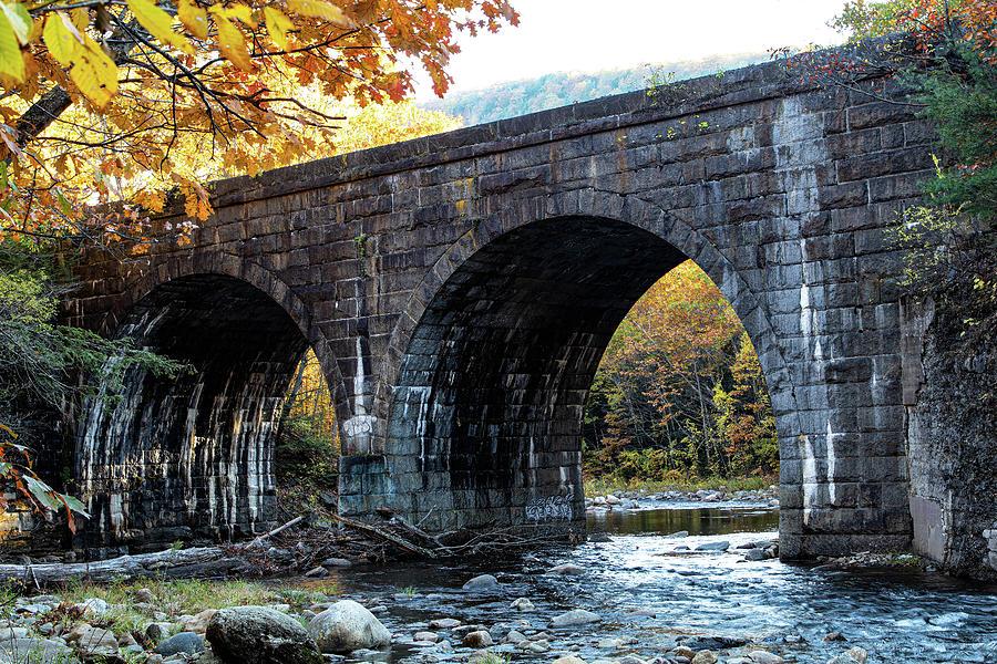 Double Arch Keystone Rail Bridge by Jeff Folger