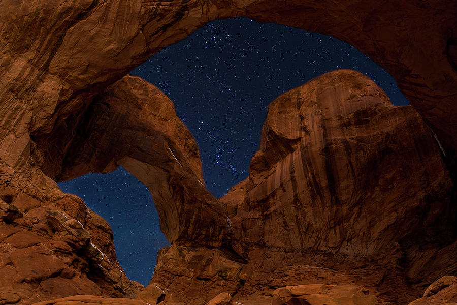 Double arches by Asif Islam