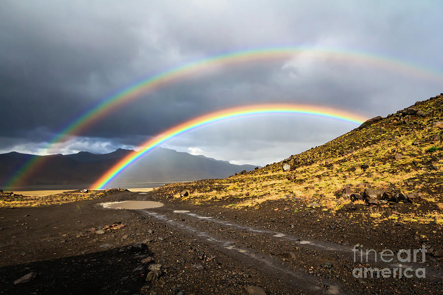 Double rainbow by Lyl Dil Creations