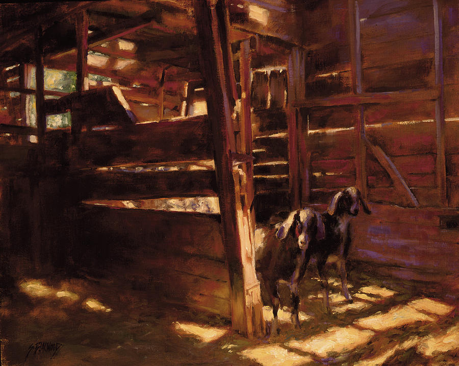 Double Trouble in the Barn by Susan Blackwood