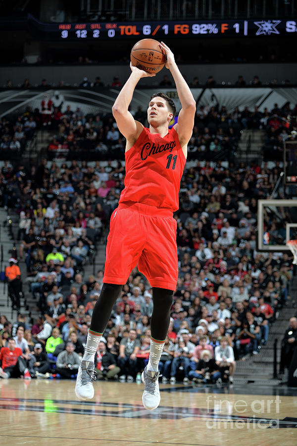 Doug Mcdermott Photograph by Mark Sobhani