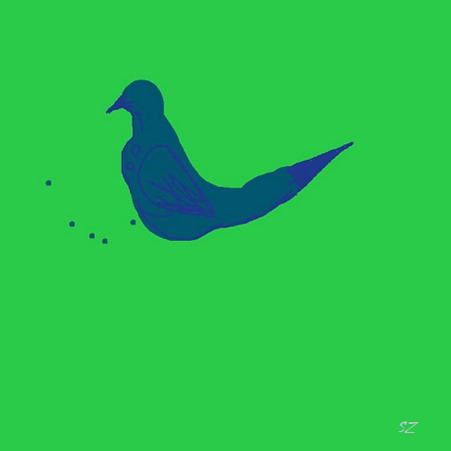 Dove Seed Digital Art