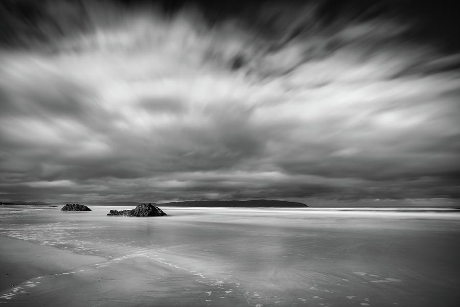 Downhill Beach Photograph