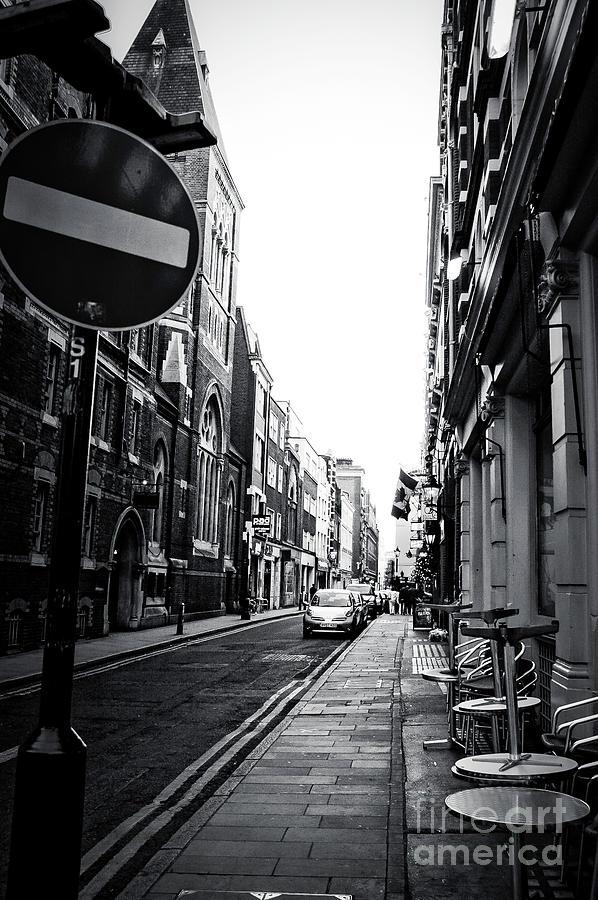 Downtown London 2 Photograph