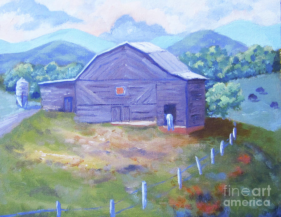 Dr. Brown's Bison Farm by Anne Marie Brown