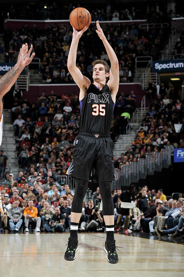 Dragan Bender Photograph by David Liam Kyle