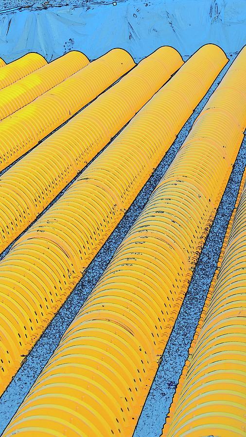 Drain Field Preparation Photograph