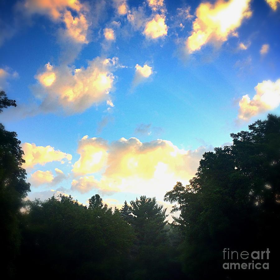 Landscape Photograph - Draw Near to God by Frank J Casella