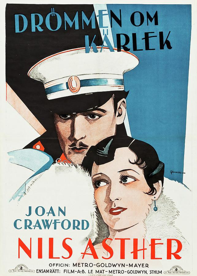 dream Of Love, 1928 Mixed Media