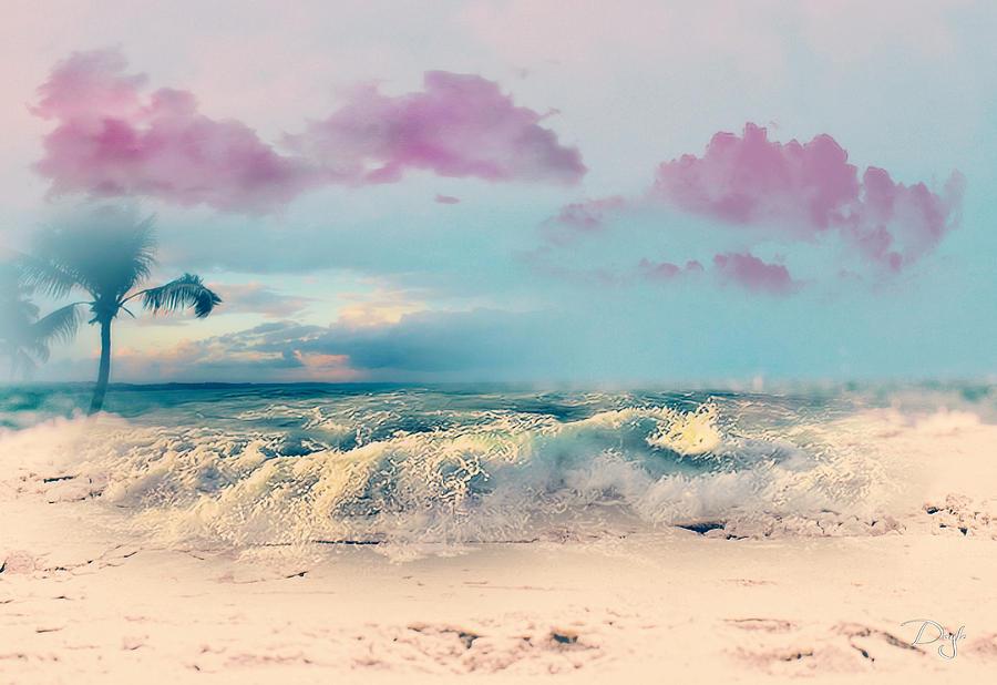 Dreaming Of A Beach Photograph