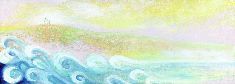 Dreaming Of Ocean Waves Painting