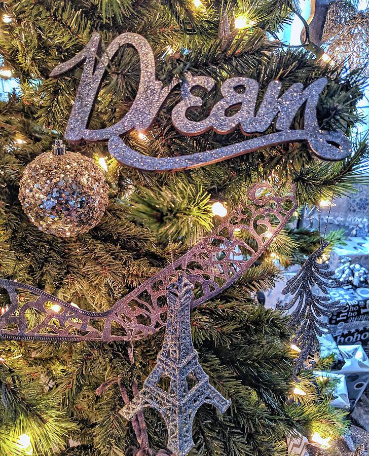 Dreaming of Paris for Christmas by Portia Olaughlin