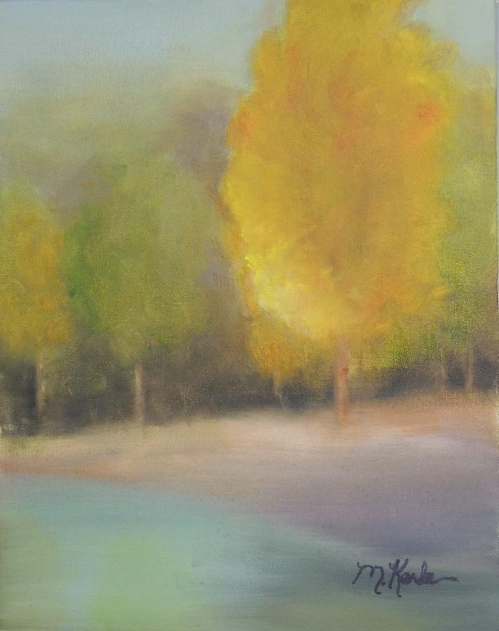Dreamy Autumn by Marsha Karle
