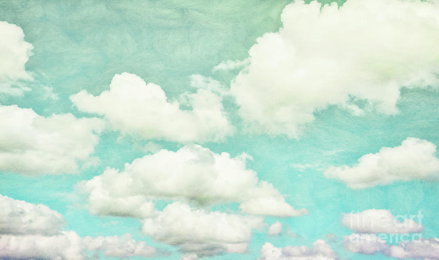 Dreamy Clouds Photograph by Andrea Anderegg