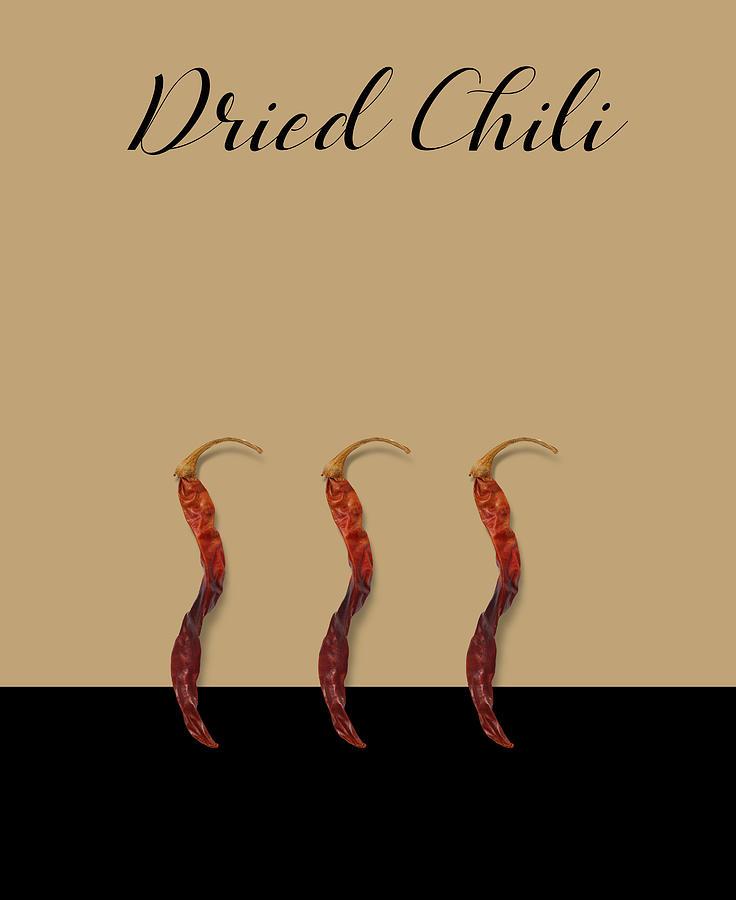 Dried Chili Photograph