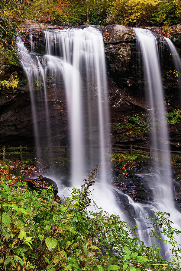 Waterfalls Photograph - Dry Falls by Steven Norris