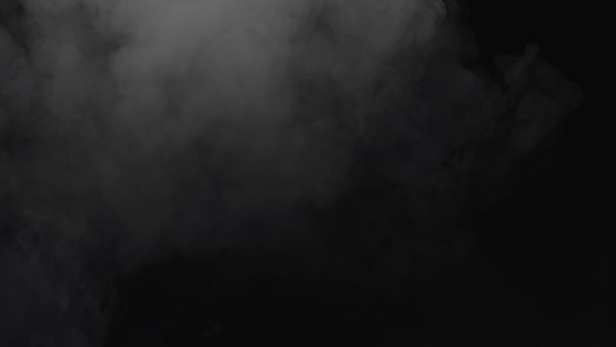 Dry ice evaporation fog Photograph by Liyao Xie