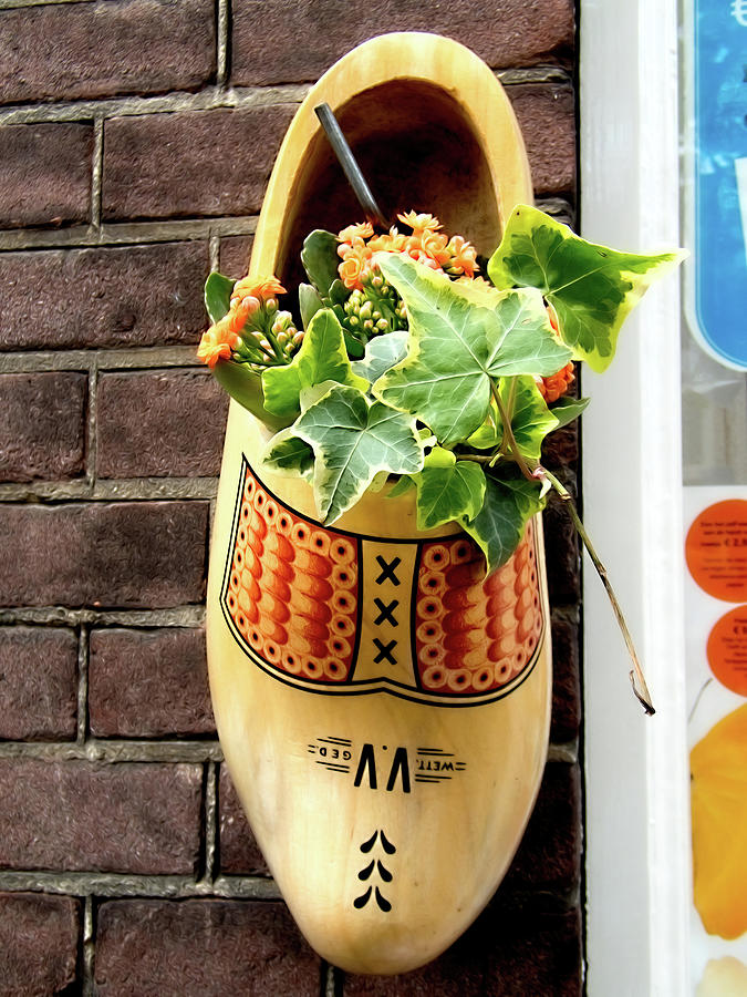 Dutch Wooden Shoe Photograph