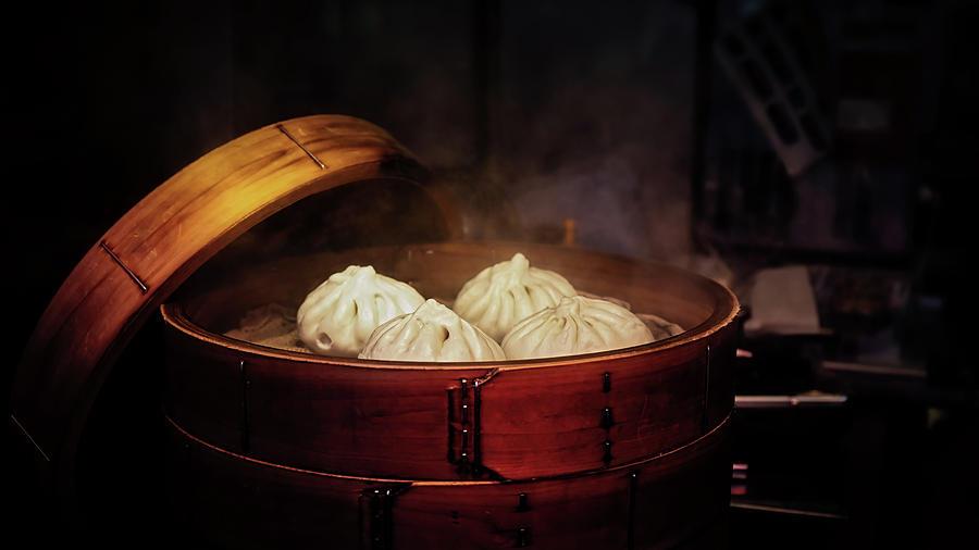 Dumplings 8 by William Chizek