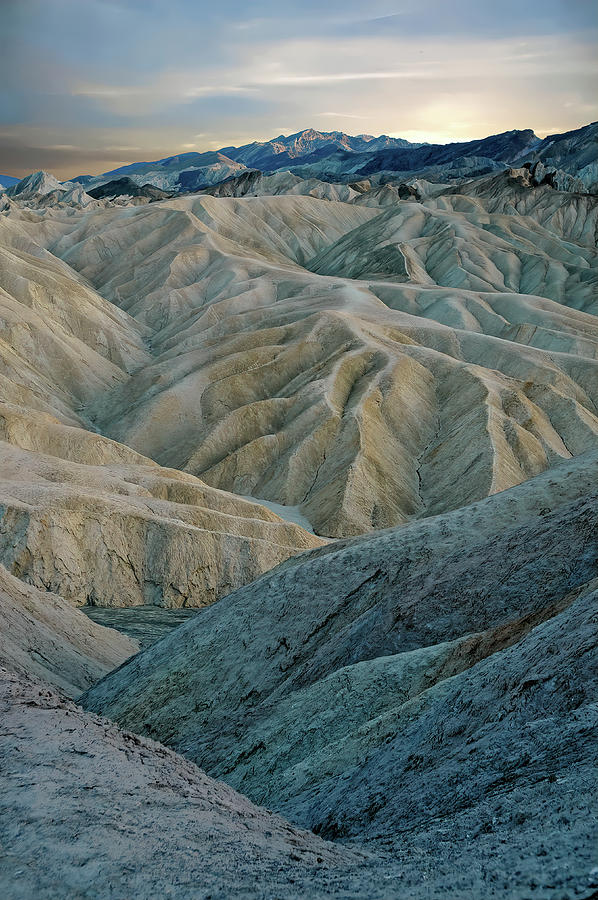 Dunes of Death Valley by PAUL COCO