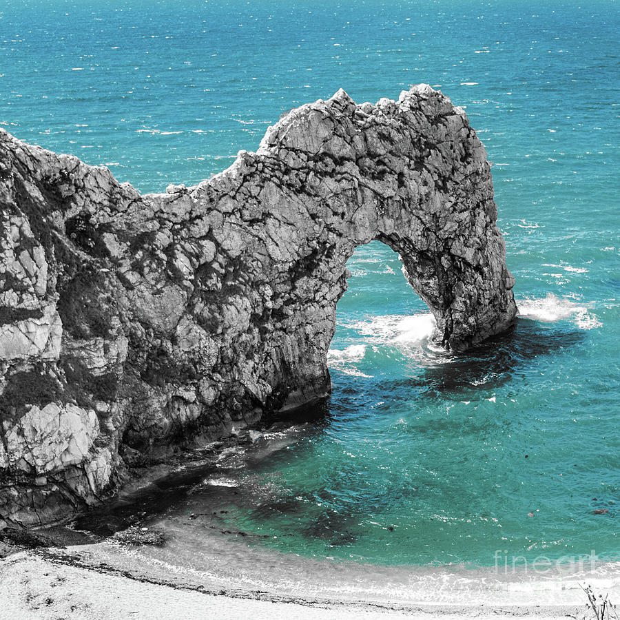 Durdle Door by Richard Jemmett