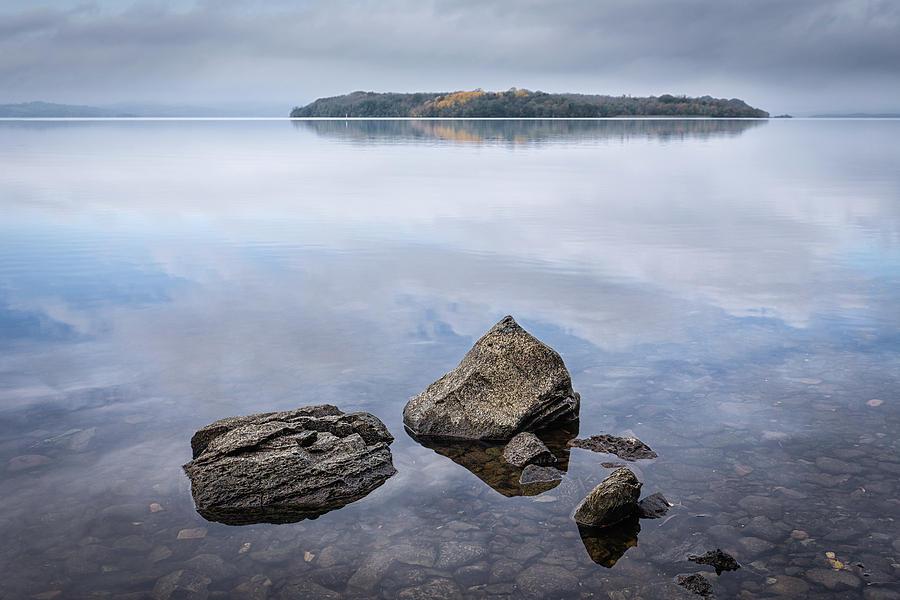 Duross Bay, Lower Lough Erne Photograph