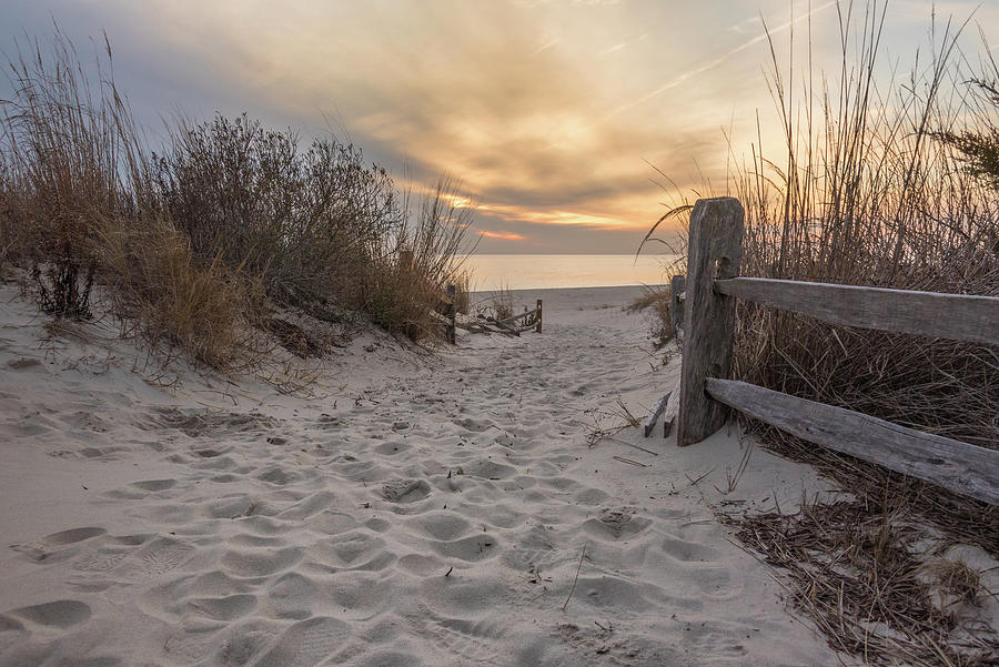 Cape May Photograph - Dusky by Kristopher Schoenleber
