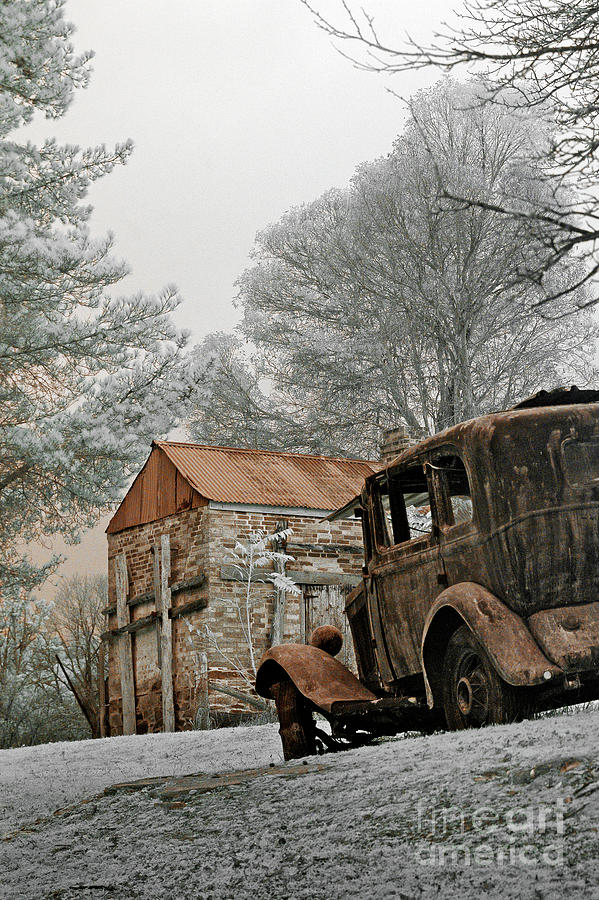 Dusted by Russell Brown