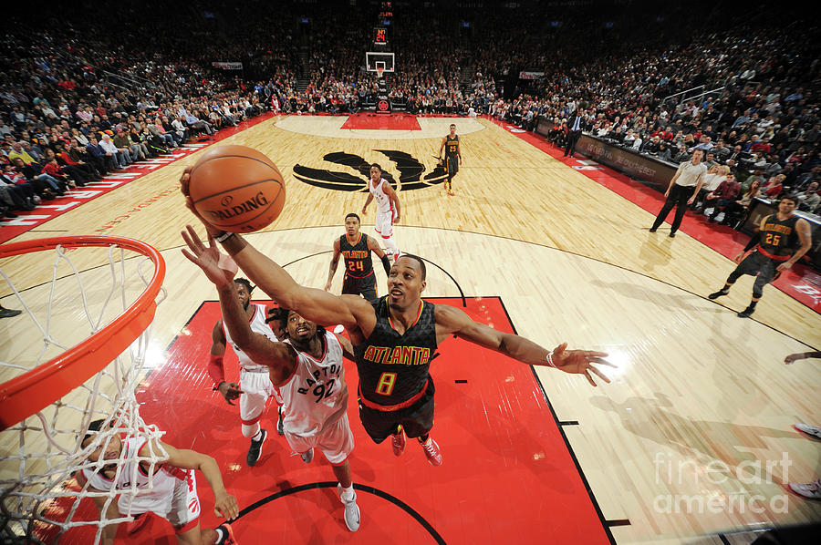 Dwight Howard Photograph by Ron Turenne