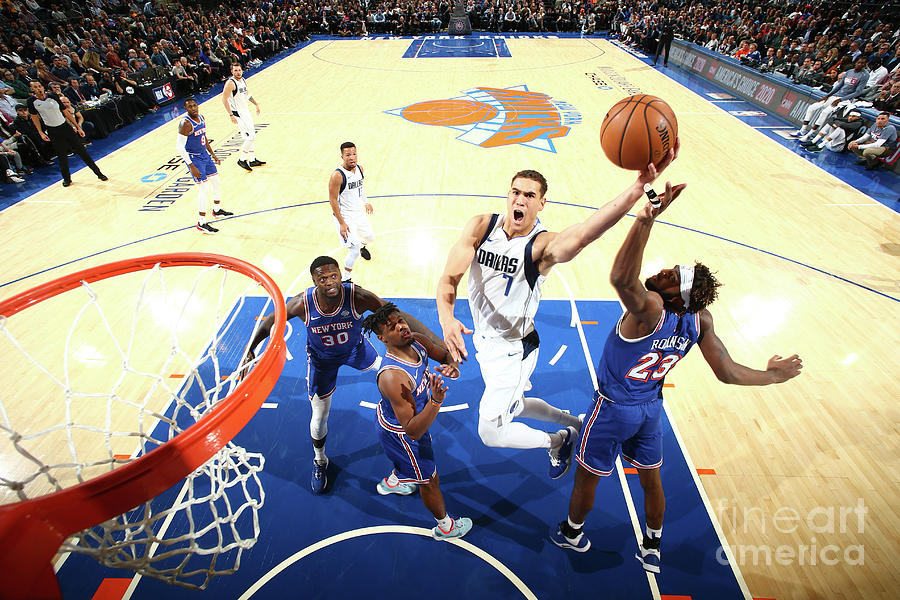 Dwight Powell Photograph by Nathaniel S. Butler